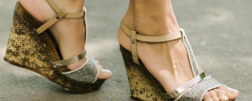 Safran modni predlog: Sandale za opuštene šetnje