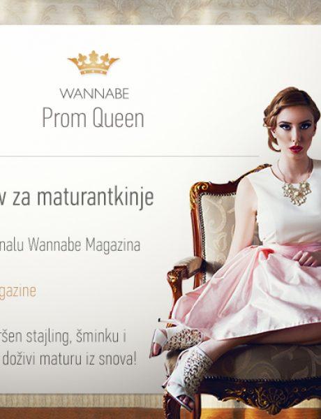 Prom Queen: Večeras počinje prvi You Tube šou za maturantkinje