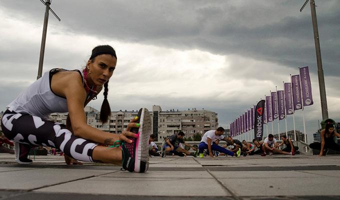 Reebok UFF treninzi PHOTO Aleksandar Dmitrovic 1 Besplatni javni fitnes treninzi širom Beograda
