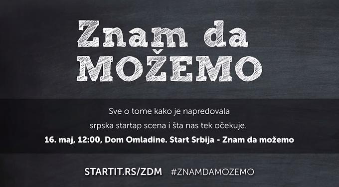Screen Shot 2015 05 11 at 11.21.55 AM Najveći startap događaj u zemlji – Start Srbija – Znam da možemo