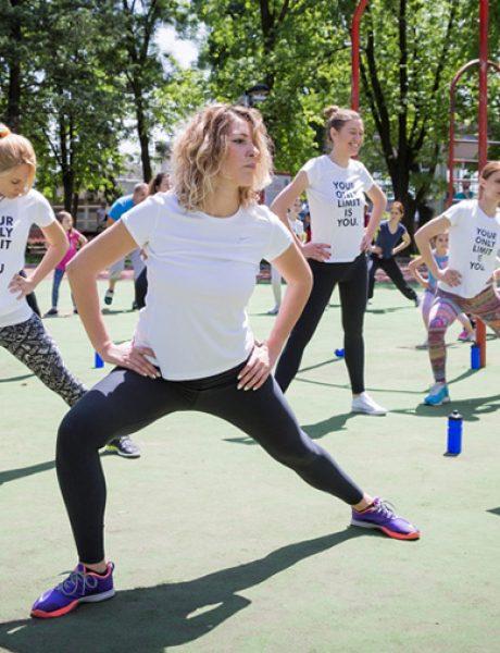 Održan ženski trening na Olimpu