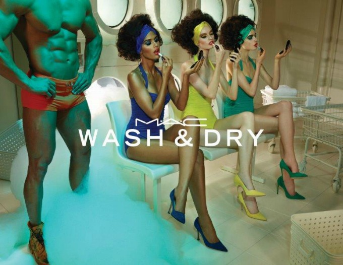 WASH AND DRY Beauty 300 MAC Wash and Dry