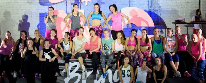 Održan veliki otvoreni NIKE trening za žene