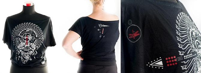 bluza Kerefeke: Spoj modernog i tradicionalnog