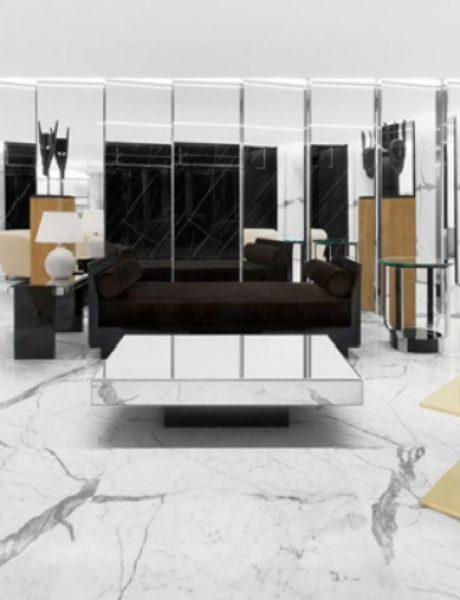 Novi izgled butika Yves Saint Laurent u Parizu