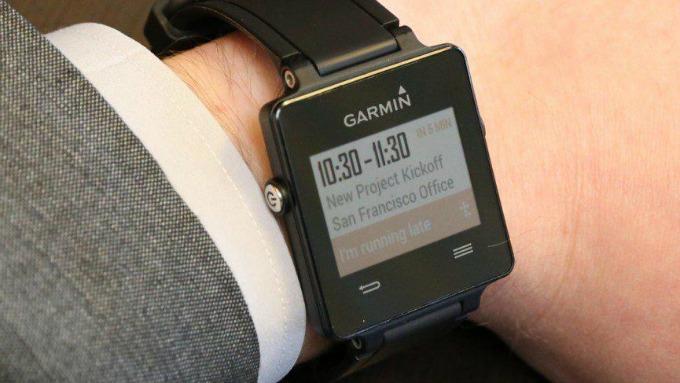 garmin 55  Predstavljamo Vívoactive™ –  Garmin GPS pametni sat za aktivan život