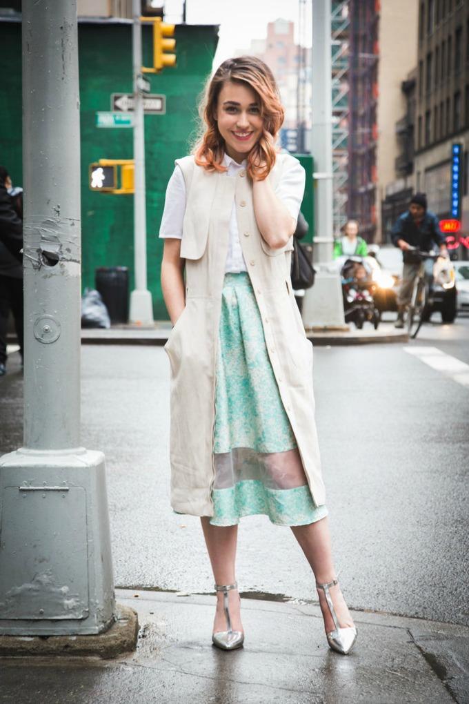 haljina sa prednjim kopcanjem 3 Kako da jednu haljinu ponesete na isti način u nekoliko varijanti