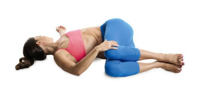 joga 1 Zategnite stomak uz pomoć joge