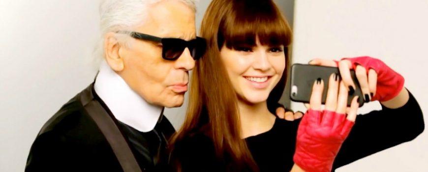 Kendal Džener i Karl Lagerfeld: Novi tandem iz snova