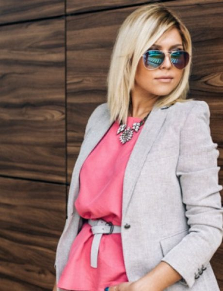 Legend modni predlog: Odlično stilizovana poslovna dama