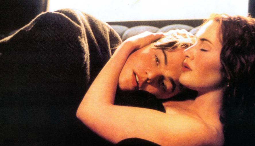 Iz ljubavne filmova scene stranih Najbolji filmovi