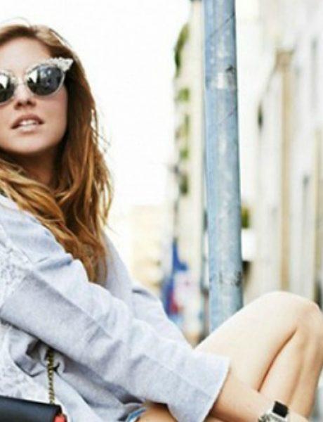 """""""Mačkaste"""" naočare za sunce kao savršen modni detalj"""