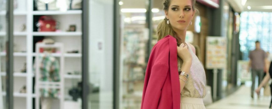 Mercator modni predlog:  Za elegantno matursko veče