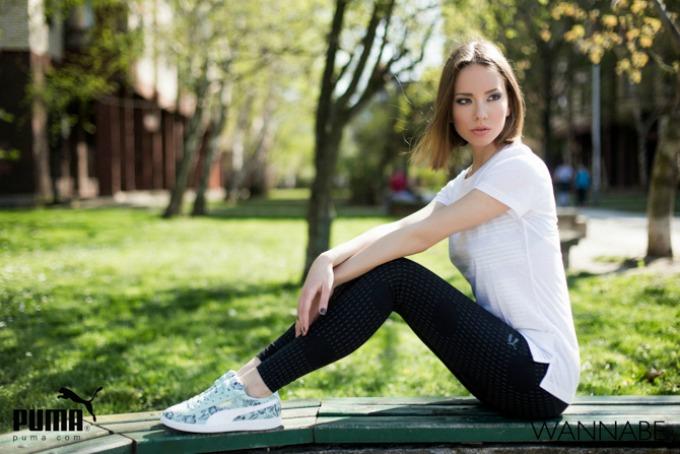 modni predlog 11 Modni predlog N Fashion: Kombinacija za udoban trening