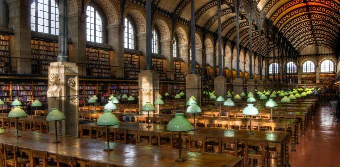 najlepse biblioteke na svetu 1 Najlepše biblioteke na svetu