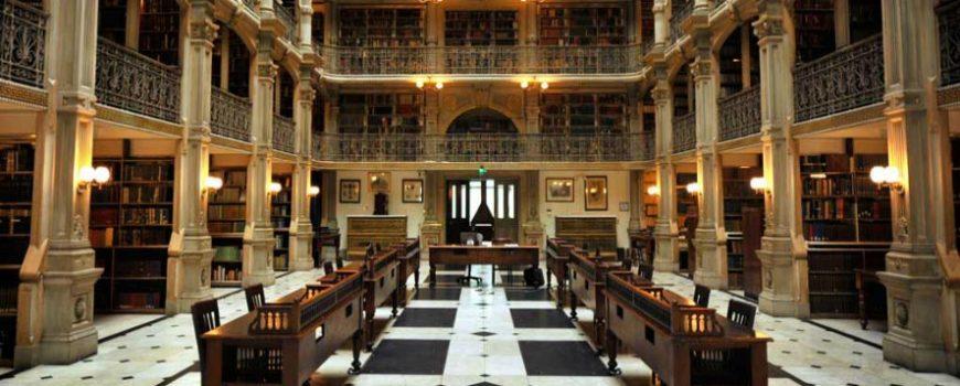 Najlepše biblioteke na svetu