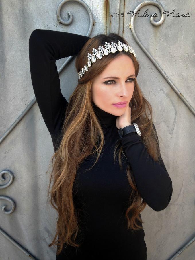nakit za kosu milene marić 1 Wannabe Shop: Nakit za kosu Milene Marić