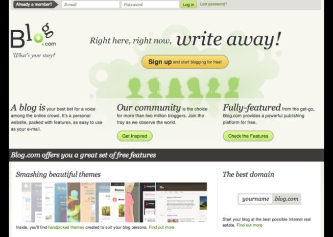 platforme za blogove 1 Najbolje platforme za blogove koje su pritom potpuno besplatne