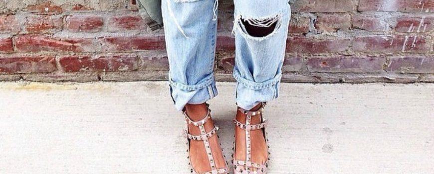 6 načina da ove sezone nosiš farmerke sa podavijenim nogavicama