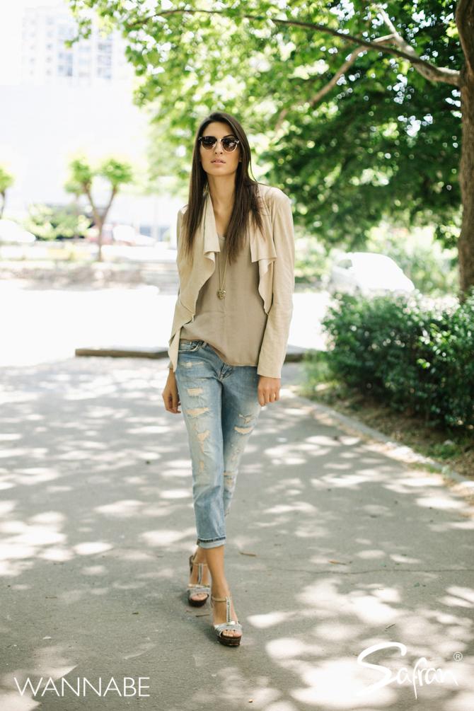 prvi Modni predlog Safran Wannabe magazine Safran modni predlog: Sandale za opuštene šetnje