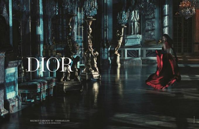 rijana dior kampanja 2 Zanosna Rijana u kampanji modne kuće Dior