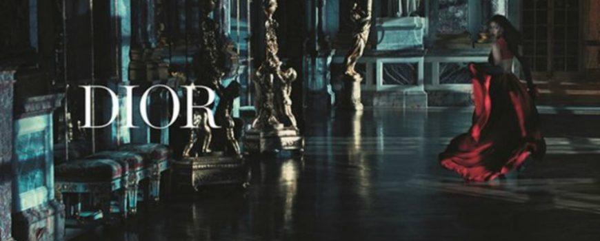 Zanosna Rijana u kampanji modne kuće Dior
