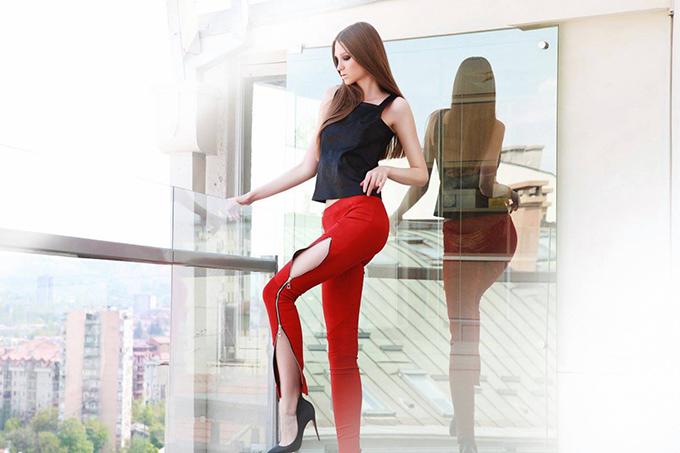 suzana peric suma fashion10 Ekskluzivno: SuMa Fashion, novi modni brend Suzane Perić