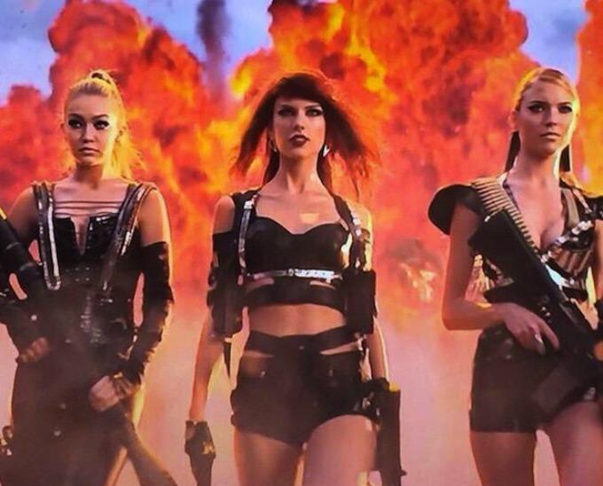 tejlor svift spot Dodeljene Billboard muzičke nagrade