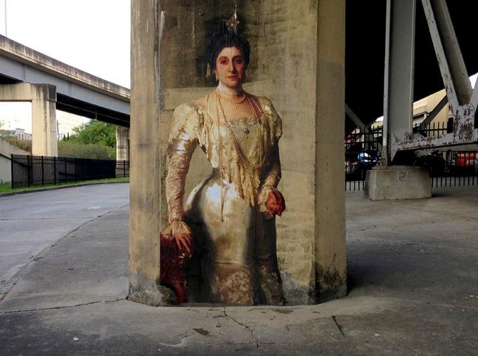 umetnost 1 Kada ulice postanu izložbeni prostor za zaboravljena dela