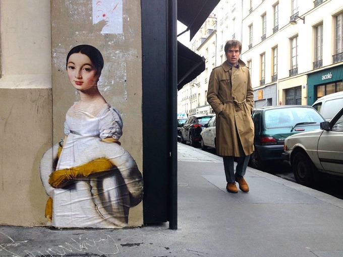 umetnost 2 Kada ulice postanu izložbeni prostor za zaboravljena dela