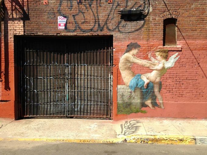 umetnost 3 Kada ulice postanu izložbeni prostor za zaboravljena dela