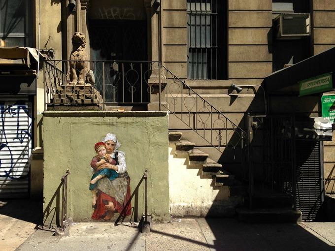 umetnost 4 Kada ulice postanu izložbeni prostor za zaboravljena dela