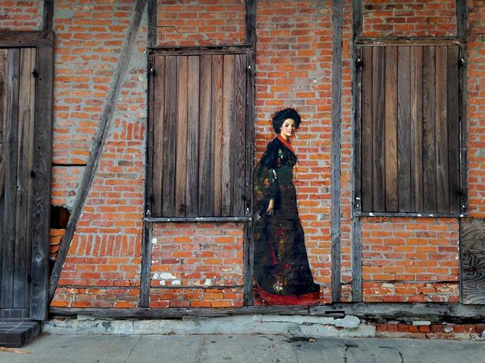 umetnost 5 Kada ulice postanu izložbeni prostor za zaboravljena dela