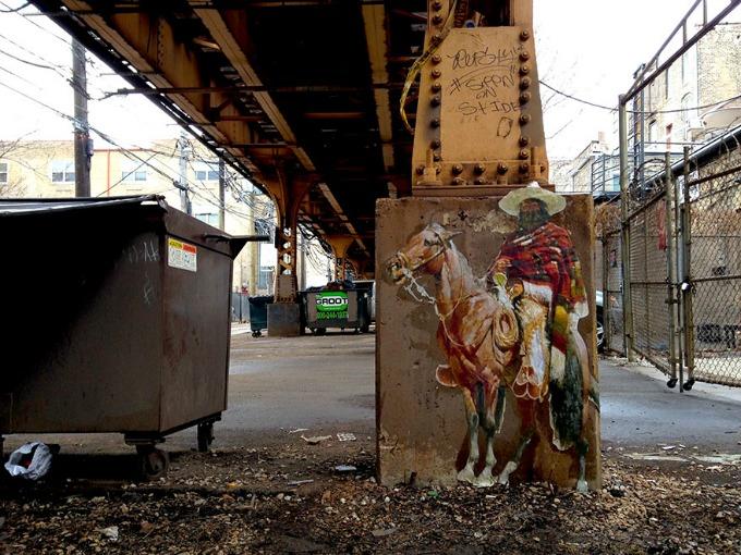 umetnost 6 Kada ulice postanu izložbeni prostor za zaboravljena dela