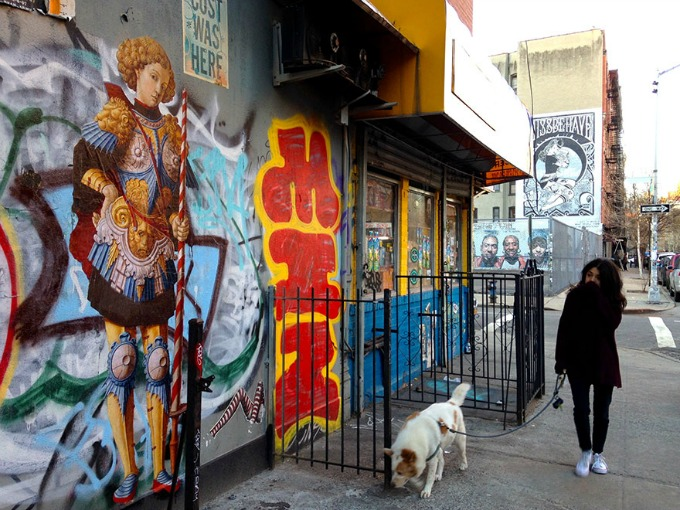 umetnost 7 Kada ulice postanu izložbeni prostor za zaboravljena dela