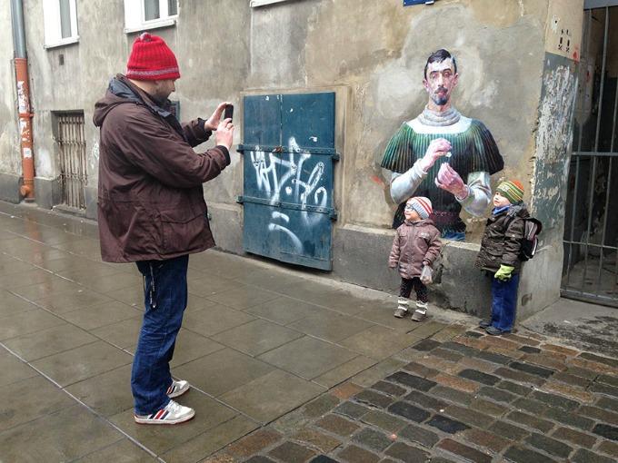 umetnost 9 Kada ulice postanu izložbeni prostor za zaboravljena dela