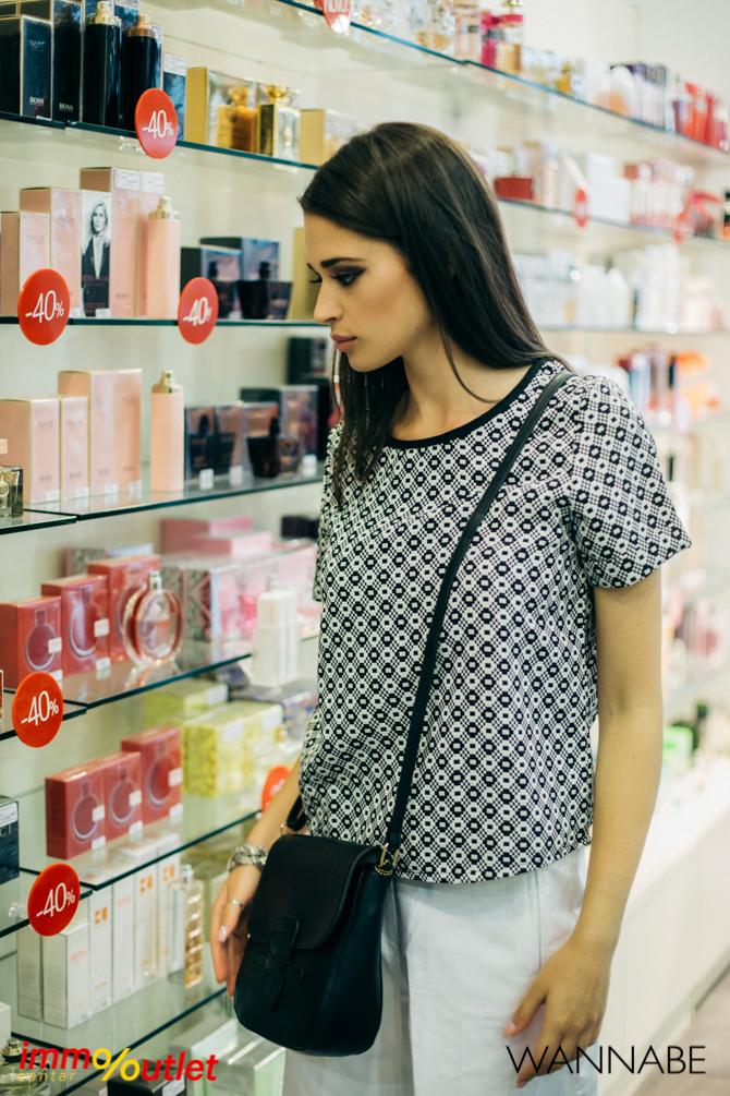 1 modni predlog Immo centar Wannabe magazine 5 Modni predlozi iz Immo Outlet Centra: Moderna na ručku sa drugaricama
