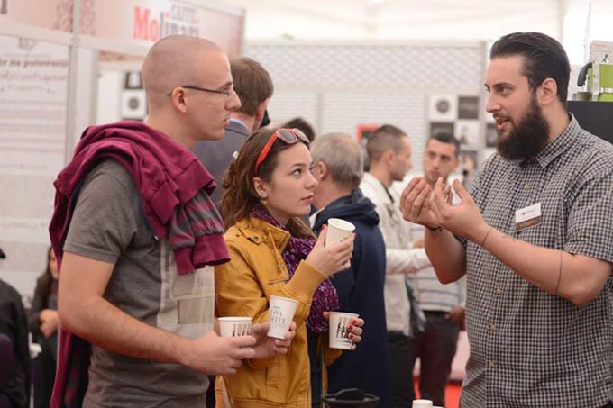 21 Ovogodišnji CoffeeFest u bojama Brazila