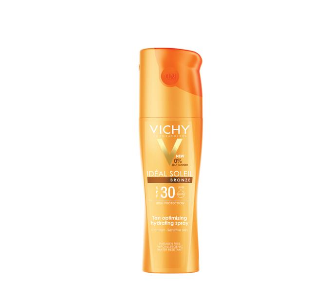 30 vichy Optimalna preplanulost za osetljivu kožu tela