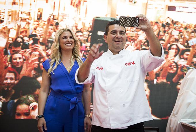4 Badi Valastro družio se sa fanovima iz Srbije 1. juna u UŠĆE Shopping Center u