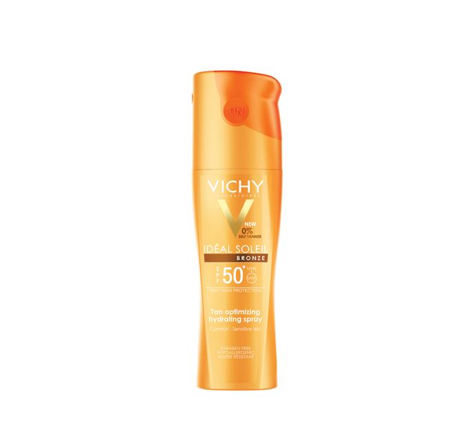 50 vichy Optimalna preplanulost za osetljivu kožu tela