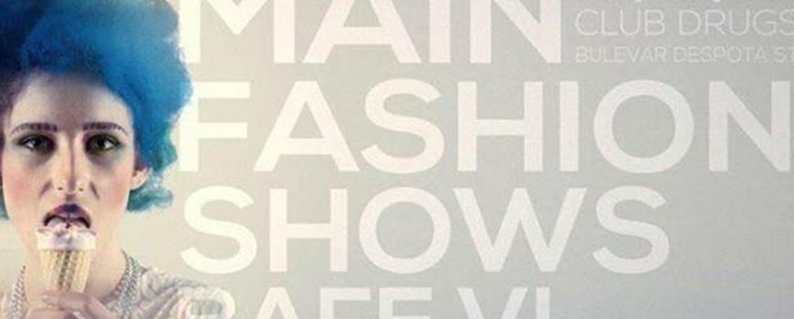 "Počinje šesti BAFE – ""Balkan Art Fashion Event"""