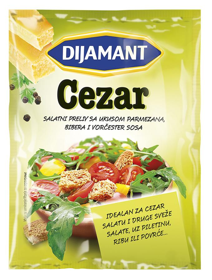 Cezar 100g Idealno rešenje za zdrav, lagan i brz obrok