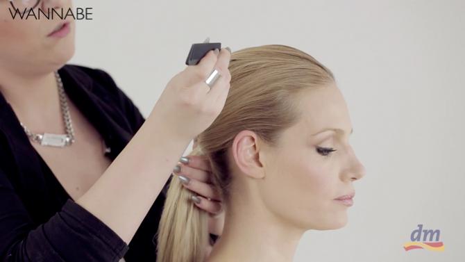 DM Makeup tutorijal Wannabemagazine 3 dm look Ostavi dobar utisak tutorijal: Frizura