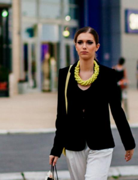 Delta City modni predlog: Stilizovana za branč sa drugaricama