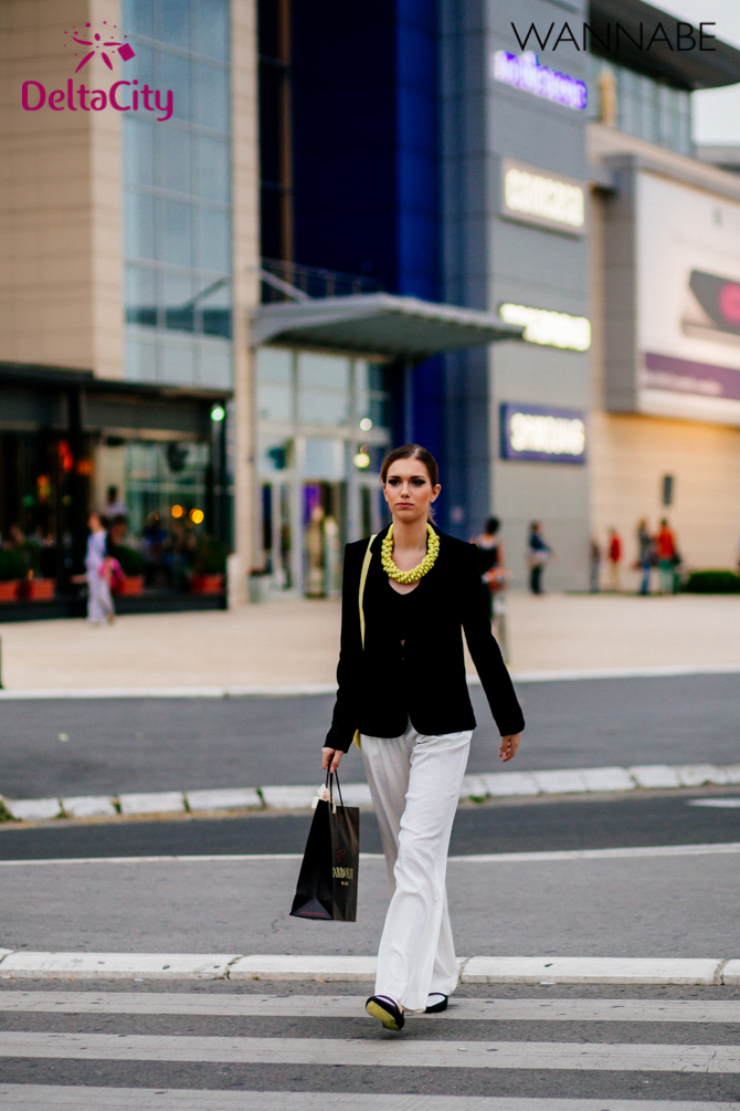 Delta City modni predlog Wannabe magazine 311 Delta City modni predlog: Stilizovana za branč sa drugaricama