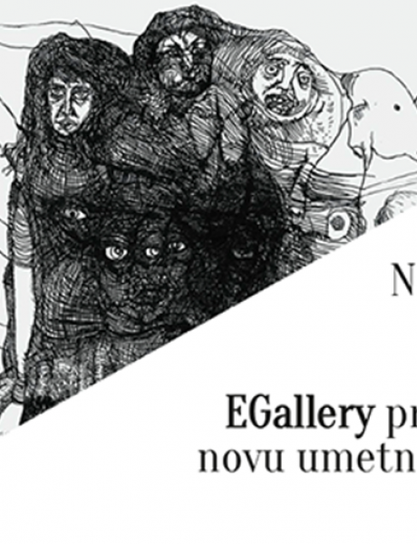 Nakon prve dve stiže i treća: EGallery predstavlja novu umetničku postavku