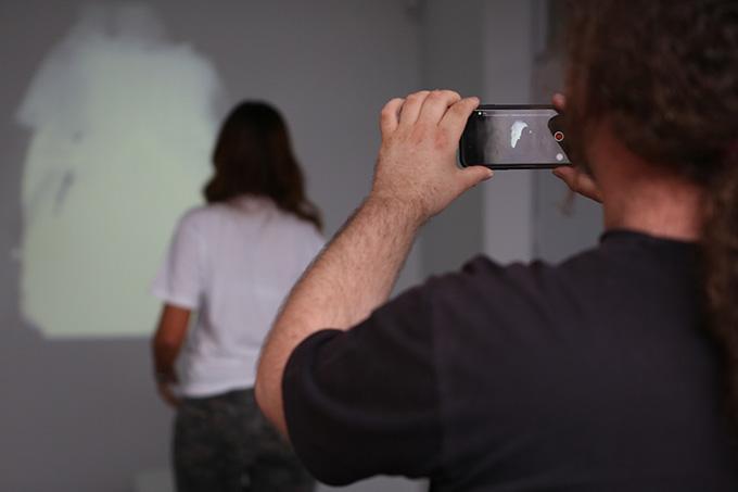 EGallery fotografija 4 EGallery: Posetioci izložbe kreirali zajedno sa umetnicima