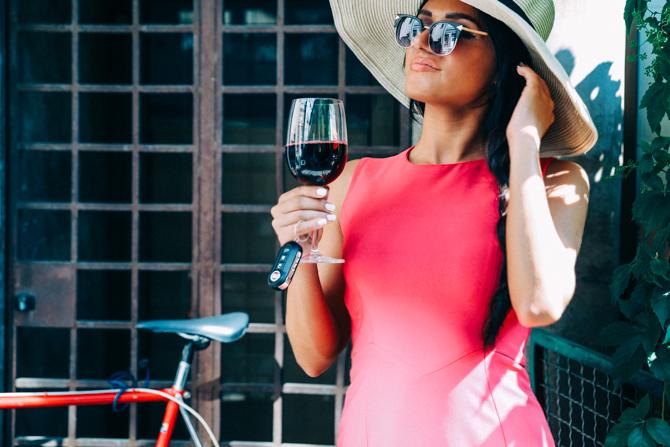 Fiat 9 Dolce Vita vodič kroz Beograd: U vinu je istina