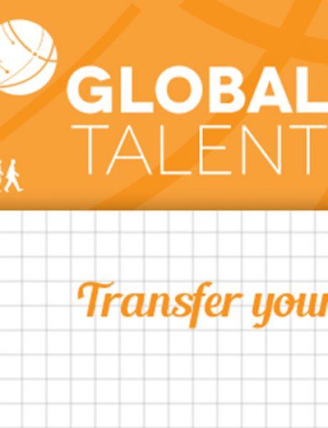 Global Talent program internacionalnih stručnih praksi